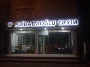 Alibabaoğlu Tarım