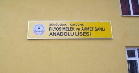 Filyos Melek ve Ahmet Şanlı Anadolu Lisesi