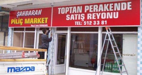 Şahbaran Piliç Market