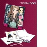Top Model Album da colorare - Giochi - Giocattoli