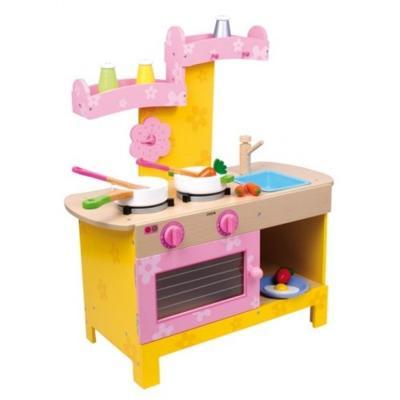Cucina per bambine Nena in legno  Giochi  Giocattoli