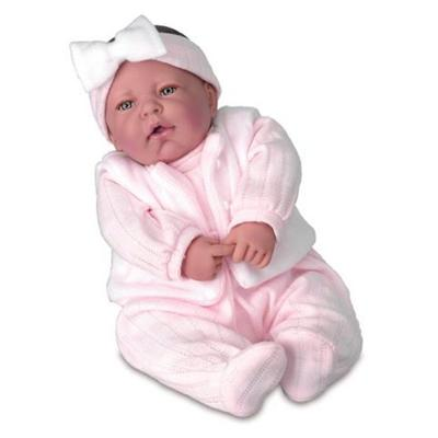 Bambola Alex vestitino rosa cm 54 Berenguer