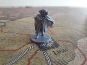 1 - Il Conte Dracula è ancora vivo: il gioco da tavolo La furia di Dracula. 1