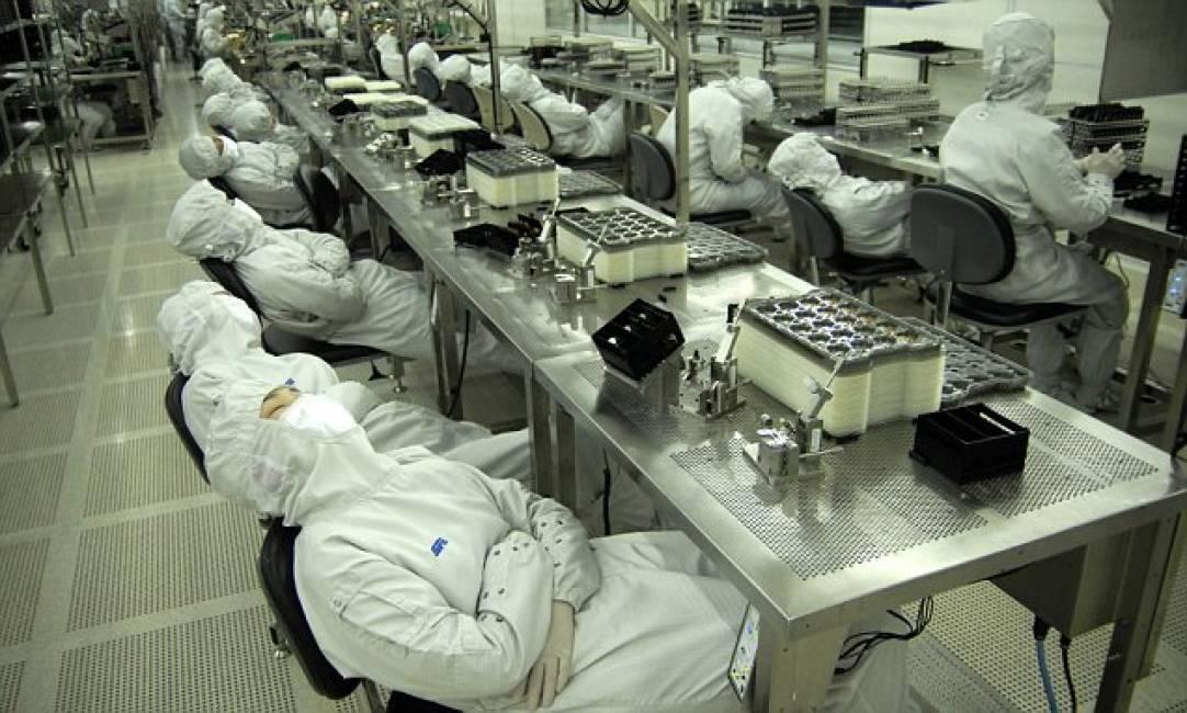 Cina riposino obbligatorio in fabbrica