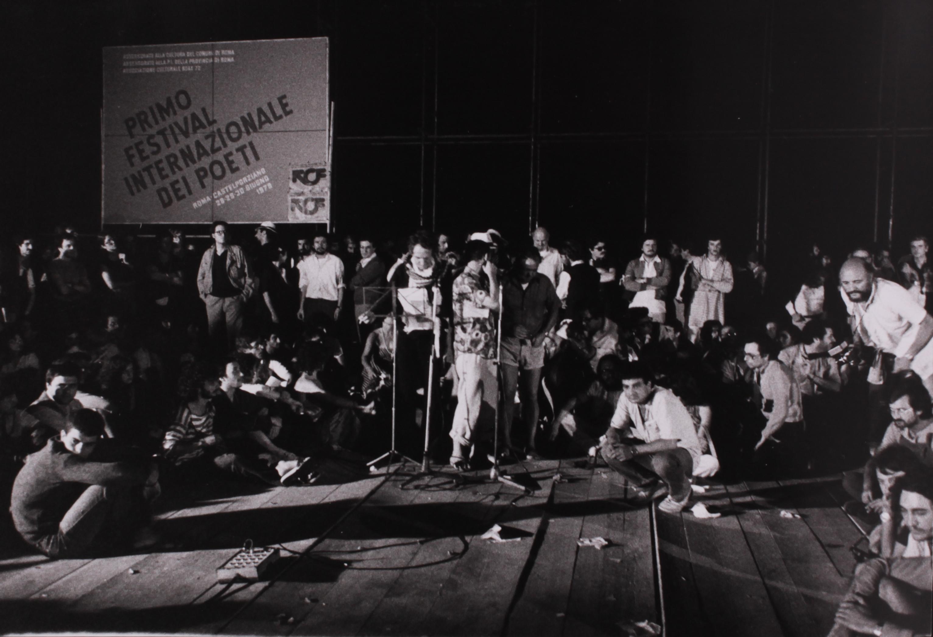 Castelporziano 1979 La svolta stracciona della cultura italiana