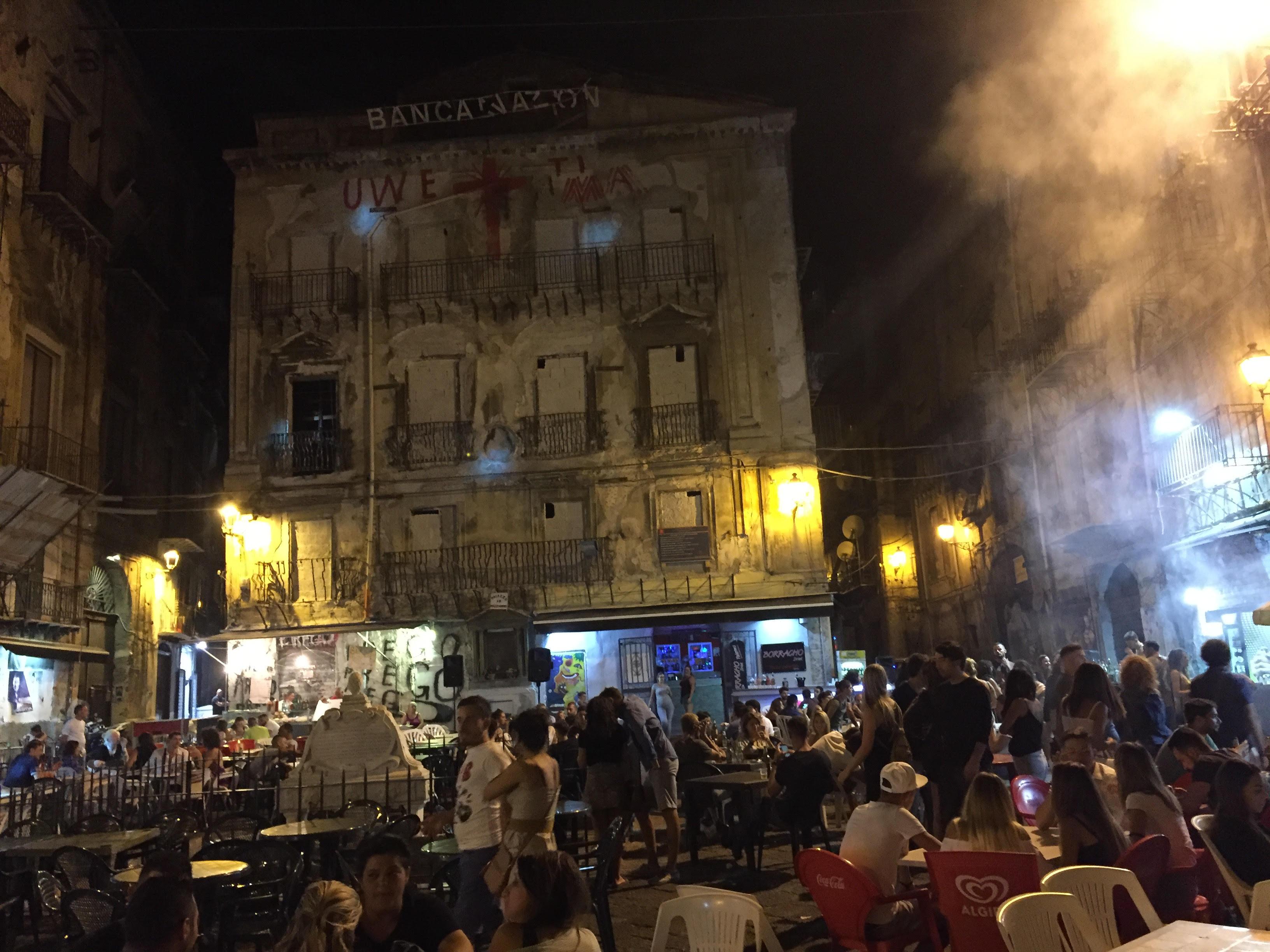 Palermo la Vucciria e la vita notturna  IlGiornaleit