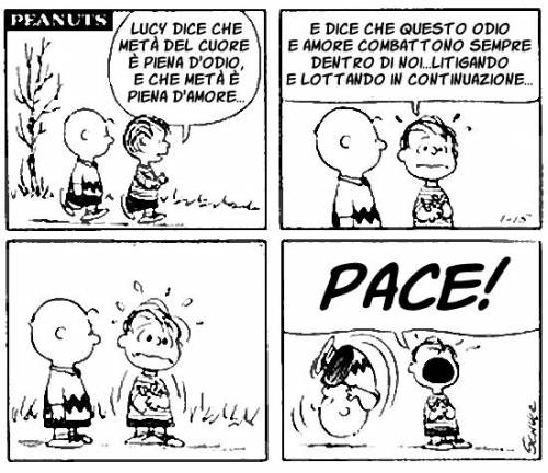 Charlie Brown compie 65 anni