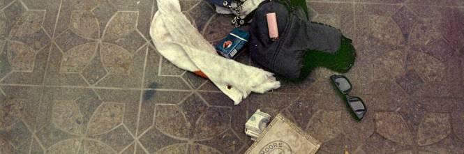 Le foto mai viste di Cobain morto  stato ucciso