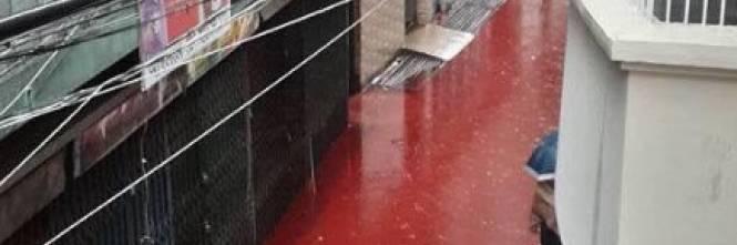 Dhaka, strade inondate di sangue 1