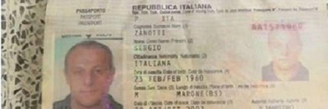 Risultati immagini per IL CASO DI SERGIO ZANOTTI L'ITALIANO SCOMPARSO DA SETTE MESI IN SIRIA