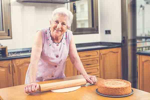 Cucina della Nonna 20 le sue ricette conquistano i food blog