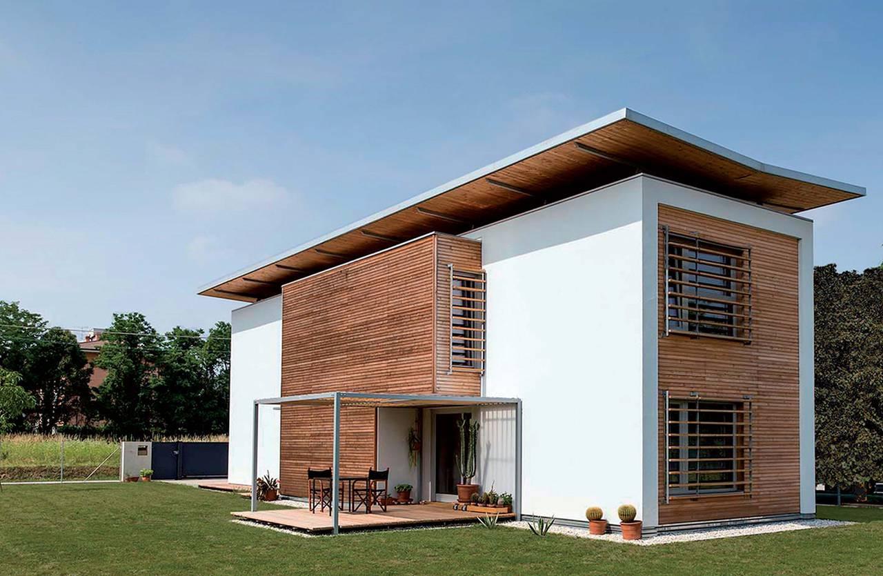 Rubner Haus vivere in una casa di legno