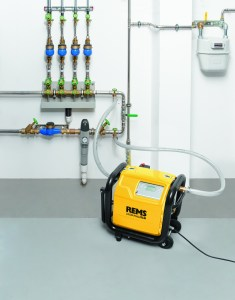 REMS Multi-Push Installation