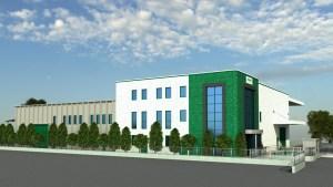 La sede Facot Chemicals a Capralba (CR).