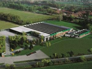 La sede di Vortice Elettrosociali Spa a Tribiano (MI).