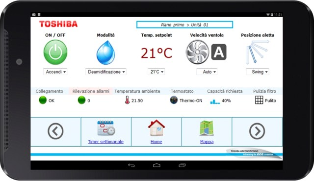 ILON Tablet Toshiba