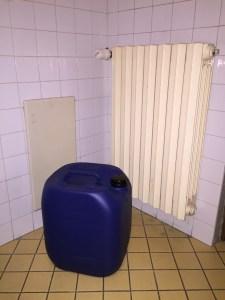 UN LAVAGGIO PREVENTIVO è consigliabile per risanare gli impianti di riscaldamento prima di installare le nuove valvole termostatiche.