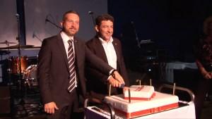Il neo Presidente di Immergas Alfredo Amadei e il Managing Director di Immergas Europe Leonardo Perla