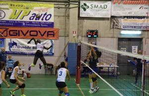 Domani incontro di volley tra la Phoenix Caivano e l'Indomita Salerno