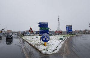 Lavori di manutenzione idrica sospesi a causa della neve