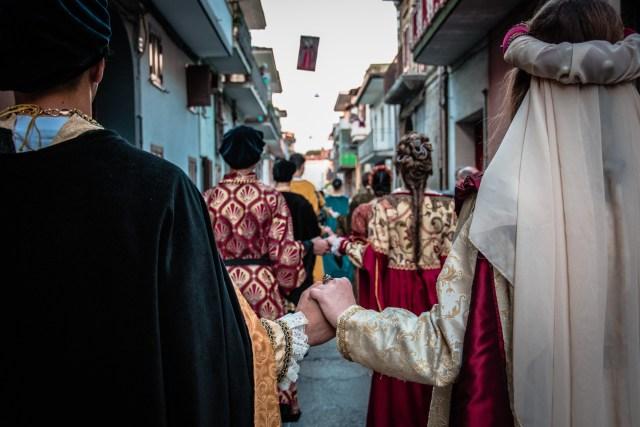 Aria di festa a Caivano grazie alla Patrona Maria S.S. di Campiglione