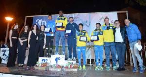 terza edizione 'Trofeo Mondial Service Podio
