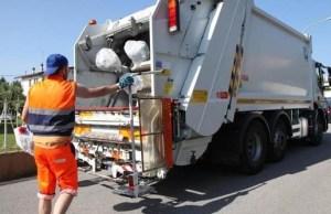 raccolta rifiuti Caivano
