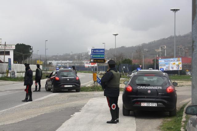 Spaccio di stupefacenti a Luogosano, tre arresti, tra cui uno a Caivano