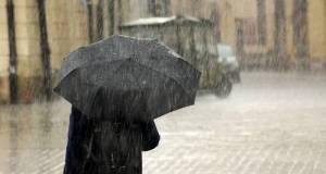 pioggia, allerta gialla