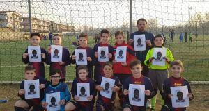 Sporting Caivano lancia un messaggio contro il razzismo