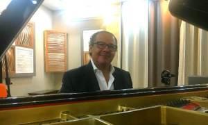 Il maestro Lello Riccio