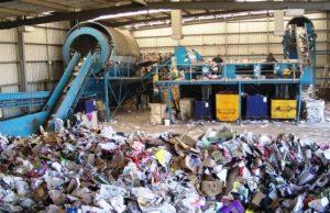 impianto rifiuti
