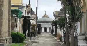 Chiesa del cimitero di Caivano