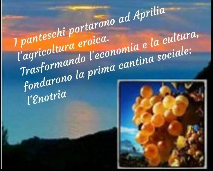 Gemellaggio Pantelleria Aprilia Impegno Pubblico Di Campo E
