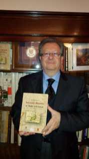L'avvocato Alfonso Licata autore del libro