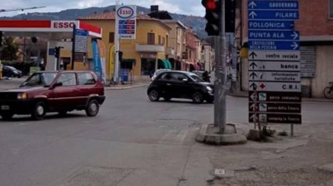 A Gavorrano arriva il Siena paese blindato Ecco i divieti e dove si pu parcheggiare