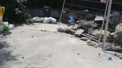 Photo of C'era una volta il parcheggio di Via Leonardo Mazzella