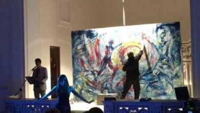 Photo of Artisti in azione a Procida nell'itinerario dedicato all'arte