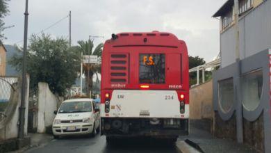 Photo of Succede a Ischia: autobus Eav circola senza targa!
