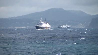 Photo of Maltempo a Ischia, aliscafi fermi.Le immagini di oggi