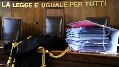 Photo of Processo al Giudice Stanziola.PM chiede 1 anno e 7 mesi. Tra poco la sentenza