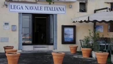 """Photo of Cambio al """"timone"""" della Lega Navale di Procida"""