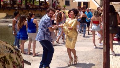 Photo of Lucianna De Falco nella nuova commedia di Pieraccioni