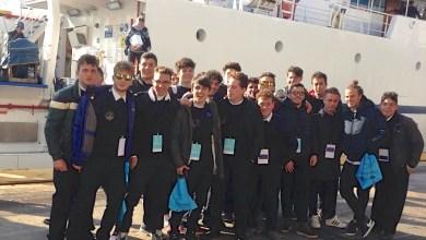 Photo of A scuola di mare per gli studenti del Nautico C. Mennella