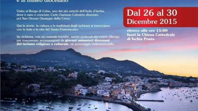 Photo of Il borgo del Santo, visite guidate fino al 30 dicembre