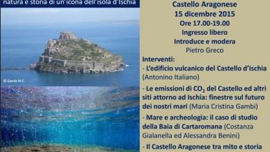 """Photo of """"Il Castello Aragonese sotto il mare"""", martedì 15 il convegno"""