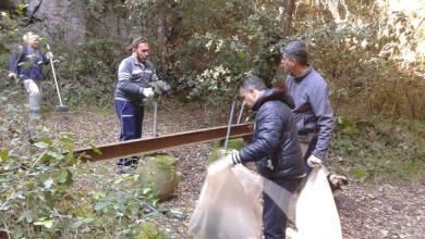 Photo of Meetup 5 Stelle in movimento per la pulizia di Zaro