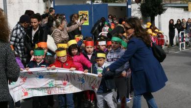Photo of Marcia per i popoli, ieri mattina la prima tappa