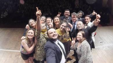 Photo of Teatro: maggio ricco di emozioni per gli Uomini di Mondo