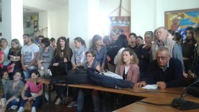 Photo of Chiusura pronto soccorso, studenti occupano sala consiliare